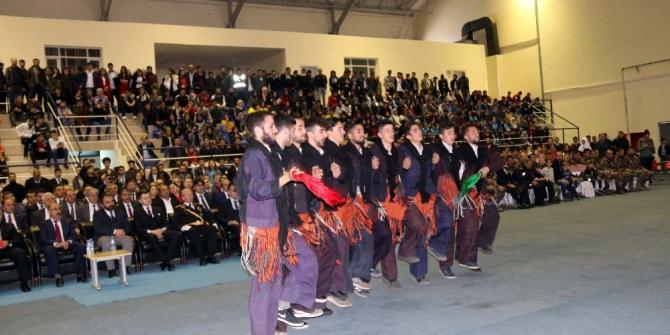 Bitlis'te Cumhuriyet Bayramı coşkusu