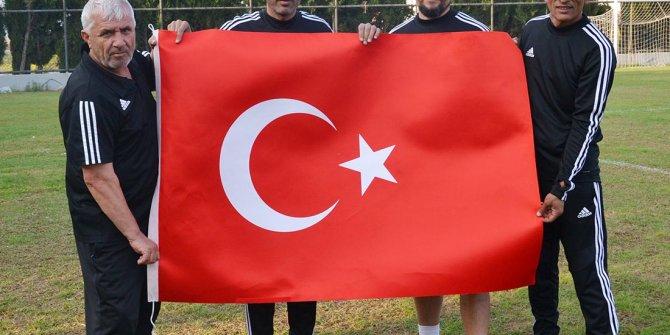 Turgutluspor, Cumhuriyet Bayramı'nı kutladı