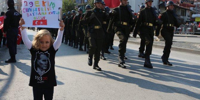 Tokat'ta Cumhuriyet Bayramı coşkuyla kutlandı