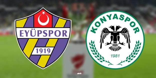 Eyüpspor Konyaspor maçı hangi kanalda | Eyüpspor Konyaspor maçı canlı izleme linki