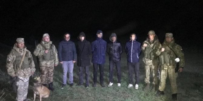 Ukrayna-Polonya sınırını kaçak geçmeye çalışan Türk vatandaşları yakalandı