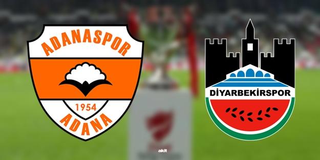 Adanaspor Diyarbekirspor maçı hangi kanalda | Adanaspor Diyarbekirspor maçı canlı izleme linki