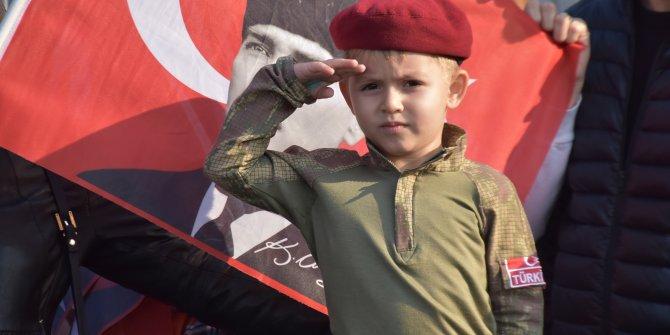 Trakya'da Cumhuriyet Bayramı coşkusu