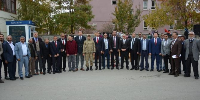29 Ekim Cumhuriyet Bayramı Aşkale'de coşkuyla kutlandı