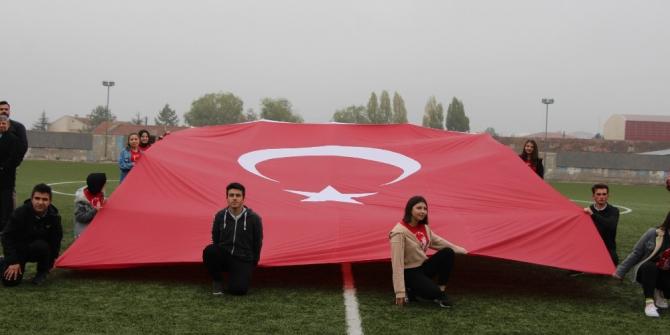 Pazaryeri'nde 29 Ekim Cumhuriyet Bayramı coşkuyla kutlandı