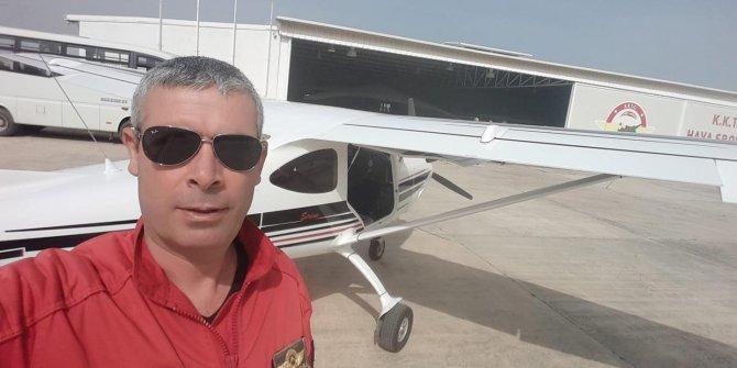 KKTC'de eğitim uçağı düştü: 2 kişi öldü