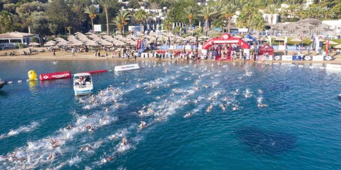 Aquamasters'a 10 kilometrelik Hapimag Maratonu damga vurdu