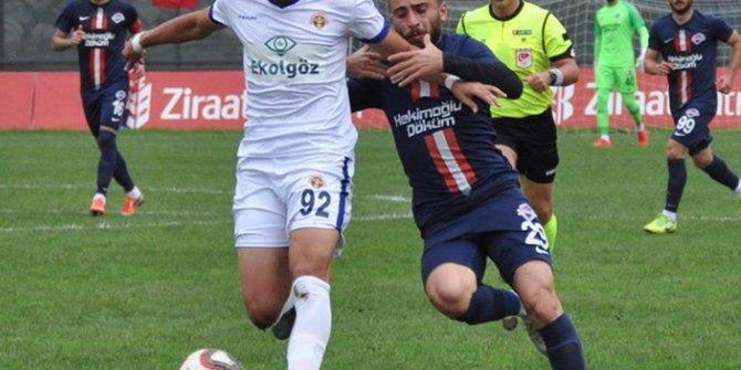 Hekimoğlu Trabzon - Ekol Göz Menemenspor: 3-0 (Ziraat Türkiye Kupası)