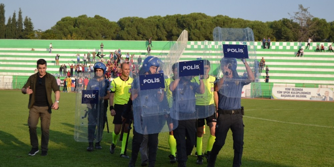 AFDK'dan Salihli Belediyespor'a ceza