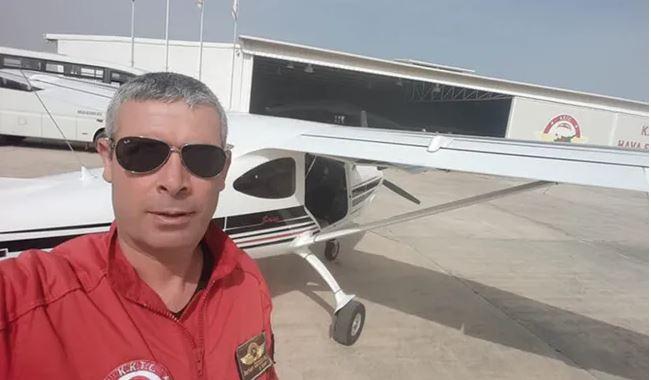 Eğitim uçağı düştü: 2 şehidimiz var!