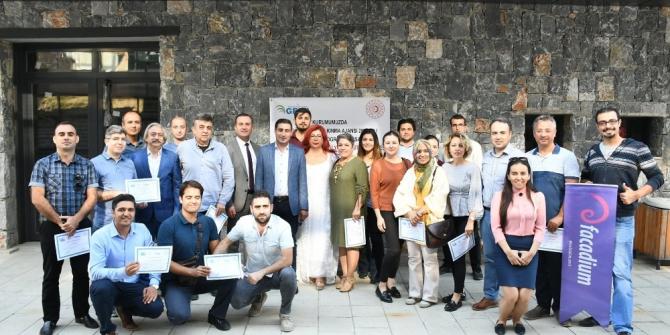 3 boyutlu yazıcı eğitimi sertifika töreni düzenlendi