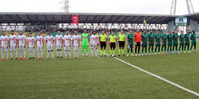 Ziraat Türkiye Kupası: Eyüpspor: 1 - Konyaspor: 0