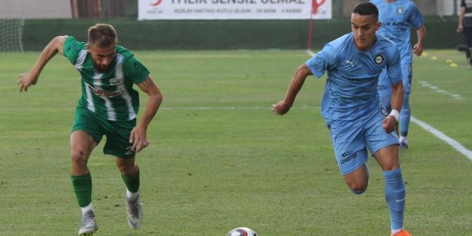 Ziraat Türkiye Kupası: Altay: 1 - Görelespor: 0