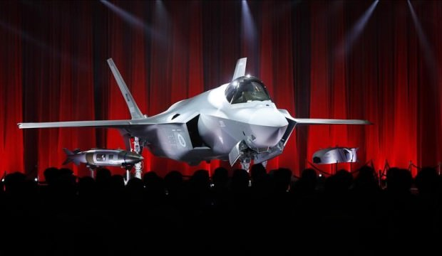 Pentagon'dan Türkiye için F-35 açıklaması: Türkiye mükemmel bir tedarikçi