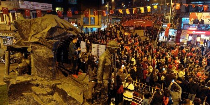 Zonguldak'ta 29 Ekim coşkusu(2)