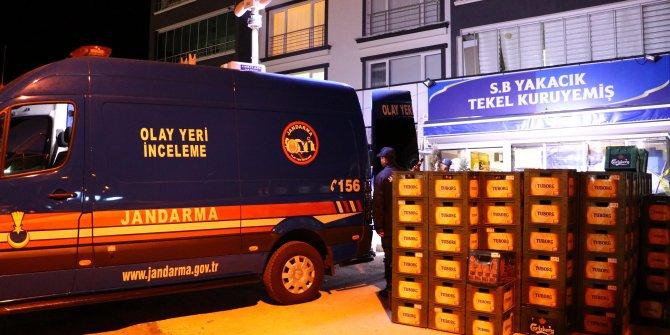 Ankara'da korkutan patlama, bir kişi gözaltına alındı
