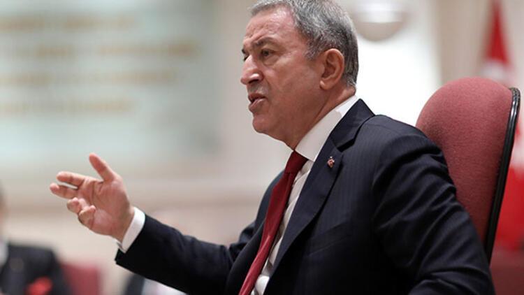 Bakan Akar'dan açıklama: Rusya ile ortak devriyeler başlayacak