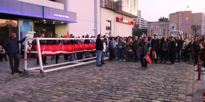 İzmir'de Cumhuriyet Bayramı coşkusu