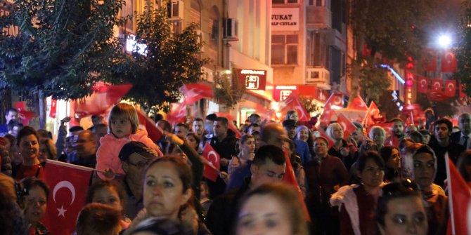 Trakya'da Cumhuriyet Bayramı coşkuyla kutlandı (3)