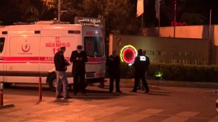 Polisleri Şaşırtan Hırsızlık olayı! Ambulansı çaldılar