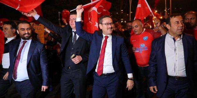 Öğrenciler Cumhuriyet Bayramı'nda işaret diliyle İstiklal Marşı okudu
