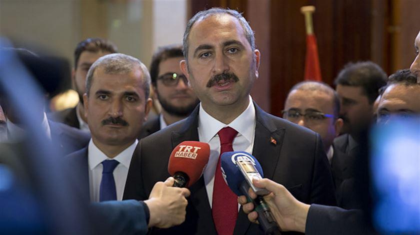 Adalet Bakanı Gül'den ABD'nin skandal tasarısına sert sözler!
