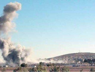 6 PKK sığınağı vuruldu