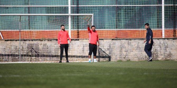 Kayserispor'da Gençlerbirliği maçı hazırlıkları sürüyor