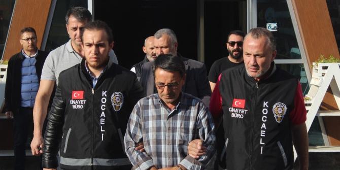 Sağır ve dilsiz oğlunu öldüren baba tutuklandı