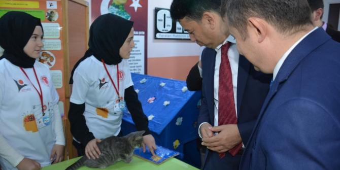 Öğrenciler yeteneklerini sergiledi
