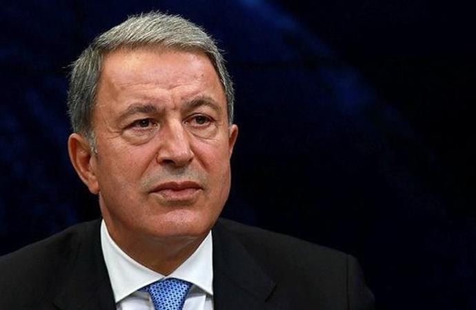 Milli Savunma Bakanı Hulusi Akar'dan açıklama: YPG/PKK bölgeden çekilmedi
