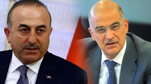 Türk- Yunan ilişkilerinde önemli görüşme! Bakanlar bir araya gelecek
