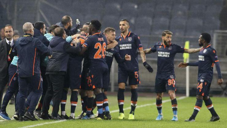 Wolfsberger - Başakşehir maç sonucu: 0-3