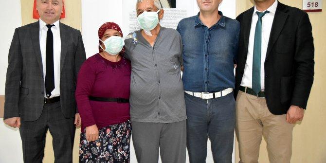 24 yıllık karaciğer hastası, nakille sağlığına kavuştu