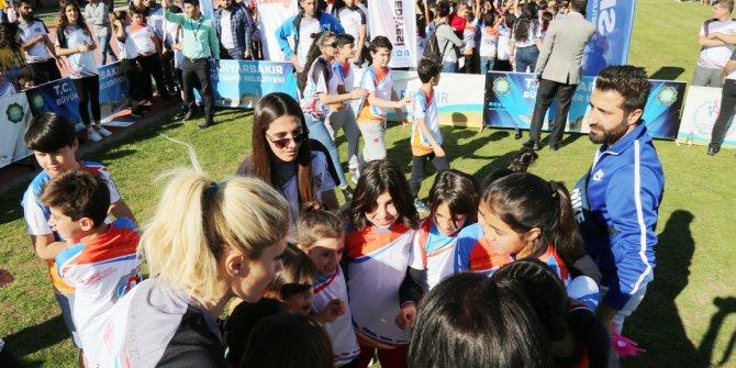 Çocuk atletizminde yeni dönem Diyarbakır'da