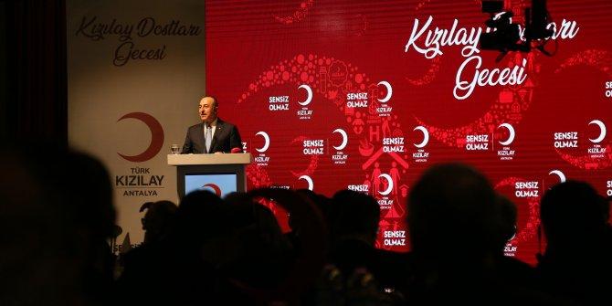 Bakan Çavuşoğlu: Antalya, dünyada önemli golf merkezi (2)
