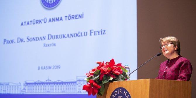 Atatürk az bilinen yönleriyle Kadir Has Üniversitesi'nde anıldı