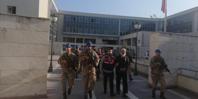 Osmaniye'de DEAŞ operasyonu:7 gözaltı