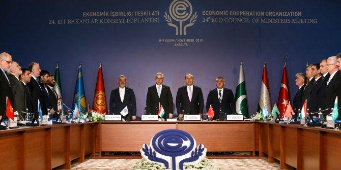 Ekonomik İşbirliği Teşkilatı'nın dönem başkanlığı Türkiye'de