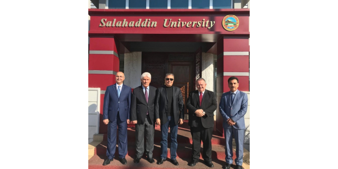 Uluslararası Üniversiteler Konseyi Kurucu Başkanı Orhan Hikmet Azizioğlu: