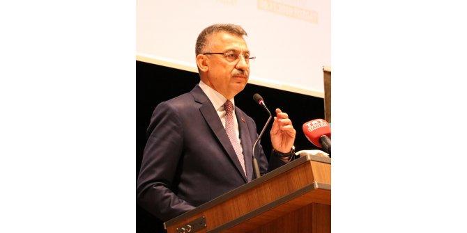 Fuat Oktay, Yozgat'ta il değerlendirme toplantısına katıldı (2)
