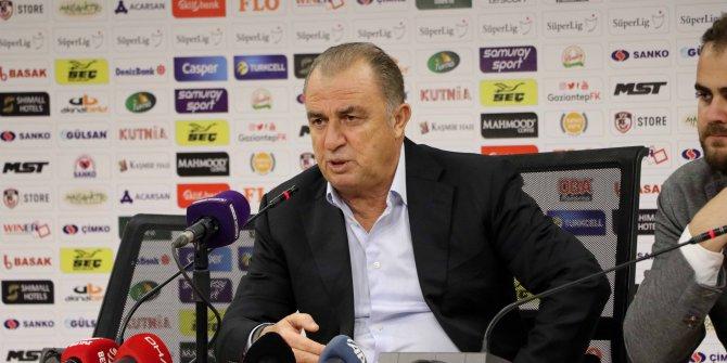 Gaziantep FK - Galatasaray maçının ardından