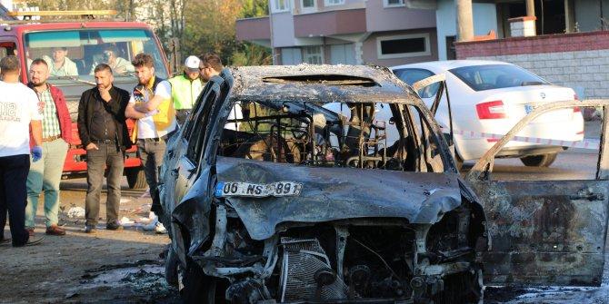 Samsun'da cip ve otomobil çarpıştı: Savcının küçük kızı hayatını kaybetti