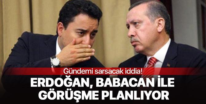 Cumhurbaşkanı Erdoğan Ali Babacan'la mı görüşecek?Gündemi sarsan iddia!
