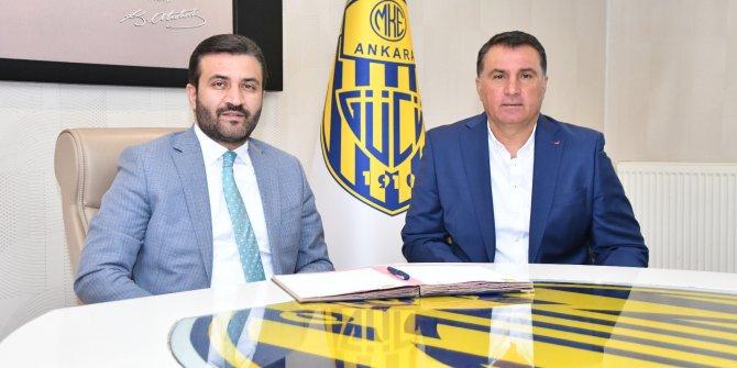 Ankaragücü, Mustafa Kaplan ile sezon sonuna kadar sözleşme imzaladı