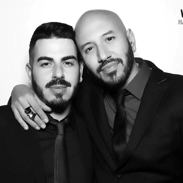 Sevda Demirel'in erkek yeğeni Los Angeles'ta eşcinsel evlilik yaptı