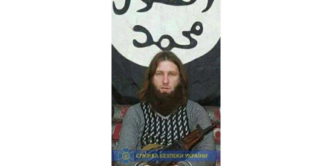 DEAŞ liderlerinden biri, Ukrayna'da ele geçirildi