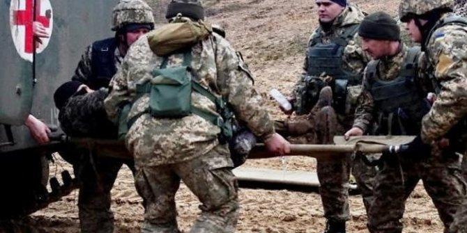Ukrayna'da cephanelikte patlama: 2 ölü, 4 yaralı