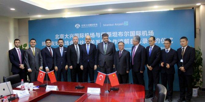 İGA İcra Kurulu Başkanı Samsunlu:5 yılda Çin'den1 milyon turist getirmeyi hedefliyoruz