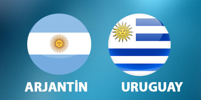 Arjantin Uruguay maçı hangi kanalda, ne zaman, saat kaçta?